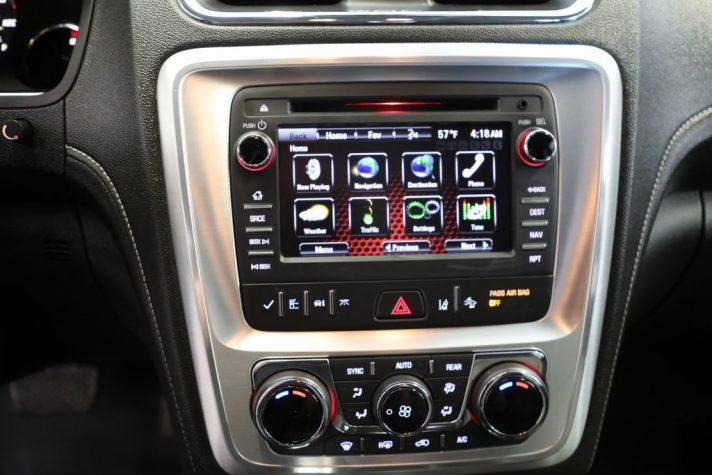2017 GMC Acadia Limited Limited AWD 4dr Limited Gas V6 3