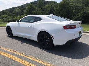 2017 Chevrolet Camaro Reacquired 1LT 2dr Cpe 1LT Gas I4 2.0L/122 full