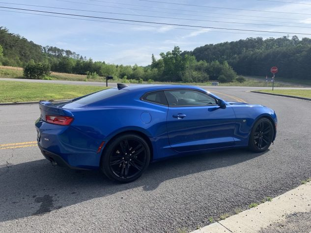 2016 Chevrolet Camaro Reacquired 1LT 2dr Cpe 1LT Gas I4 2.0L/122 full